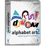 Alphabet Art 2 - box