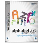 Alphabet Art & Numbers - box