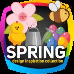 Spring Design Inspiration Collection logo