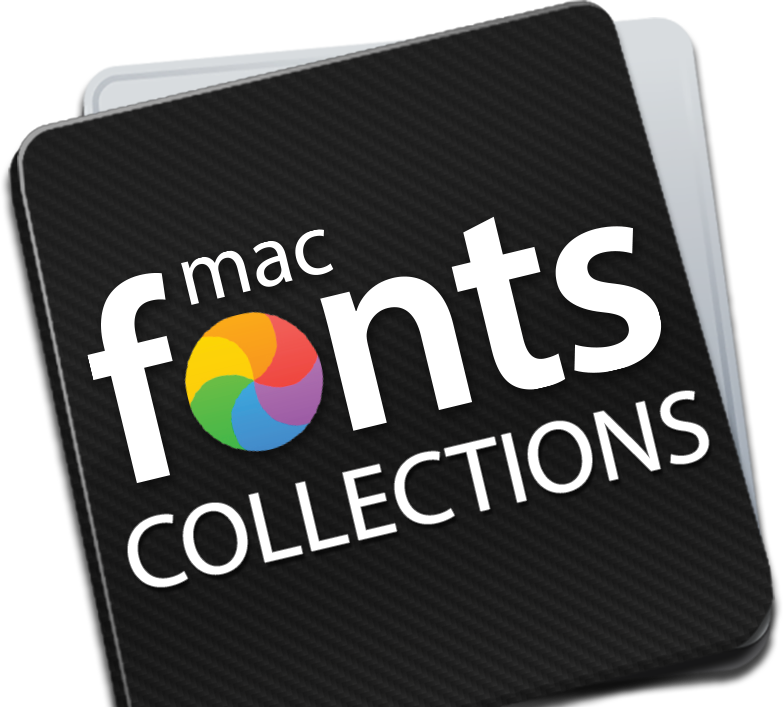 macFonts icon