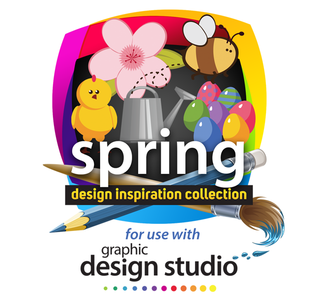 Spring Design Collection icon