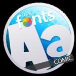 macFonts Comic icon