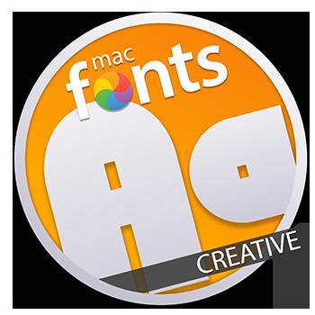 macFonts Creative icon