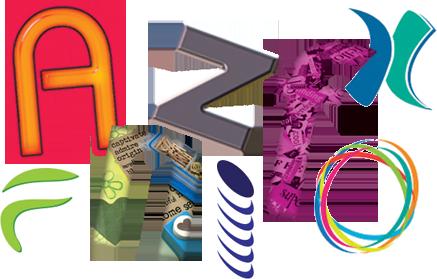 Alphabet Art + Numbers icon