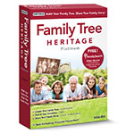 Family Tree Heritage box