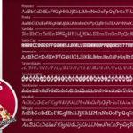 Christmas Fonts 3