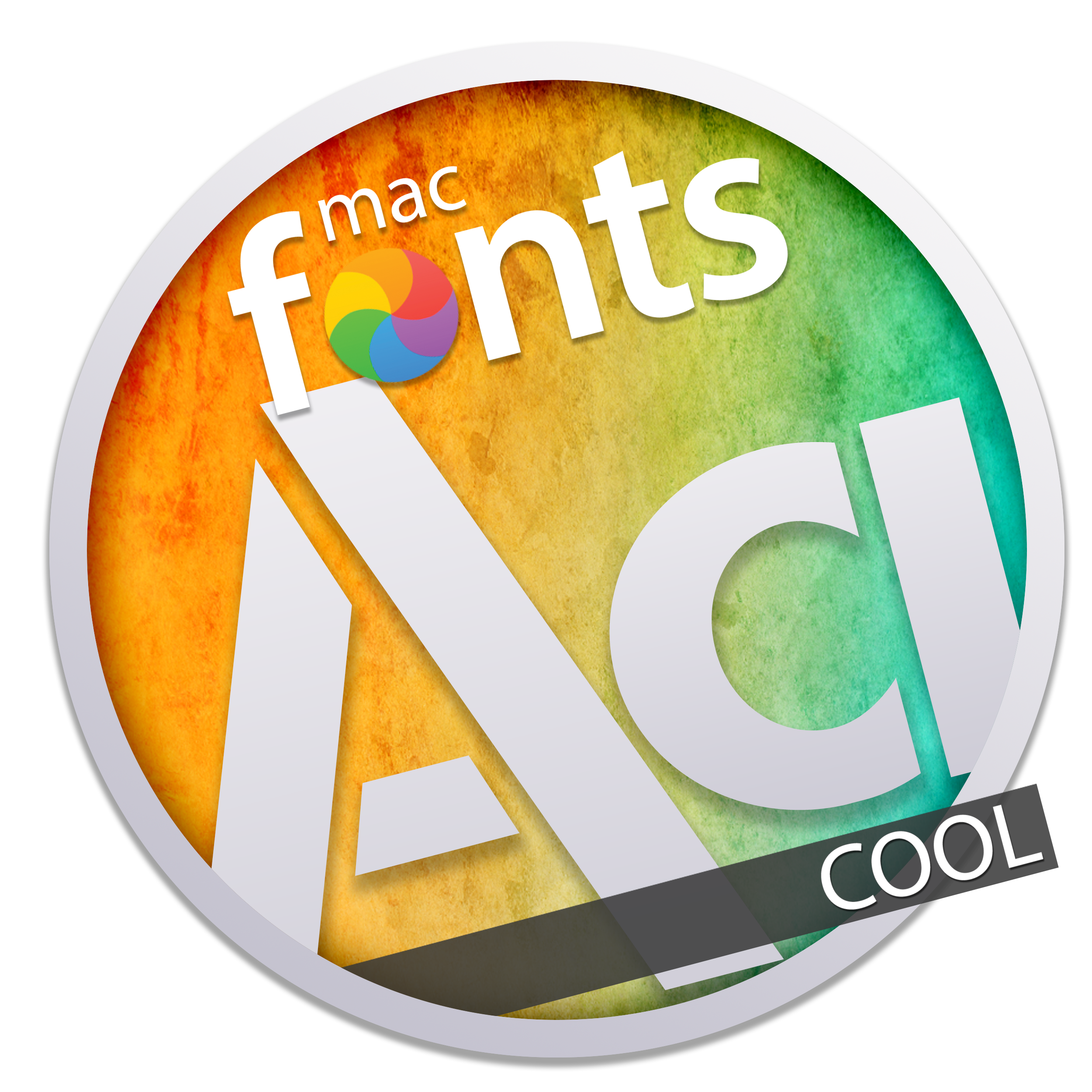 macFonts Cool icon