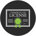 Commercial Use icon