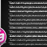 Games Fonts