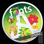 macFonts Spring
