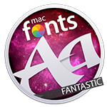 macFonts Fantastic icon