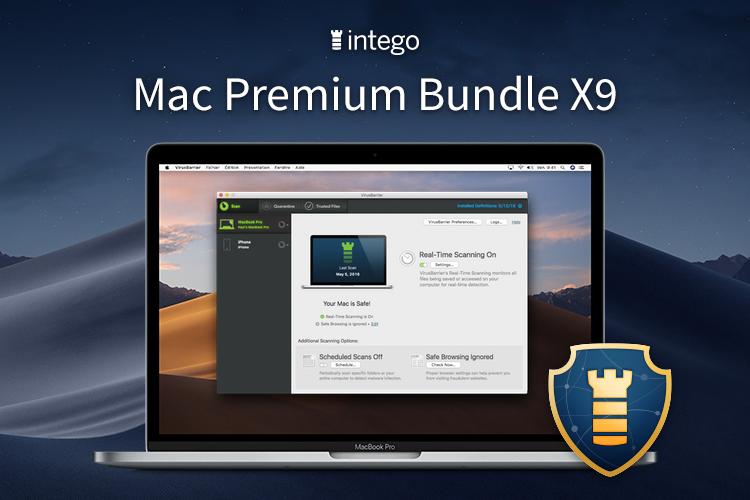 Mac Antivirus Premium X9