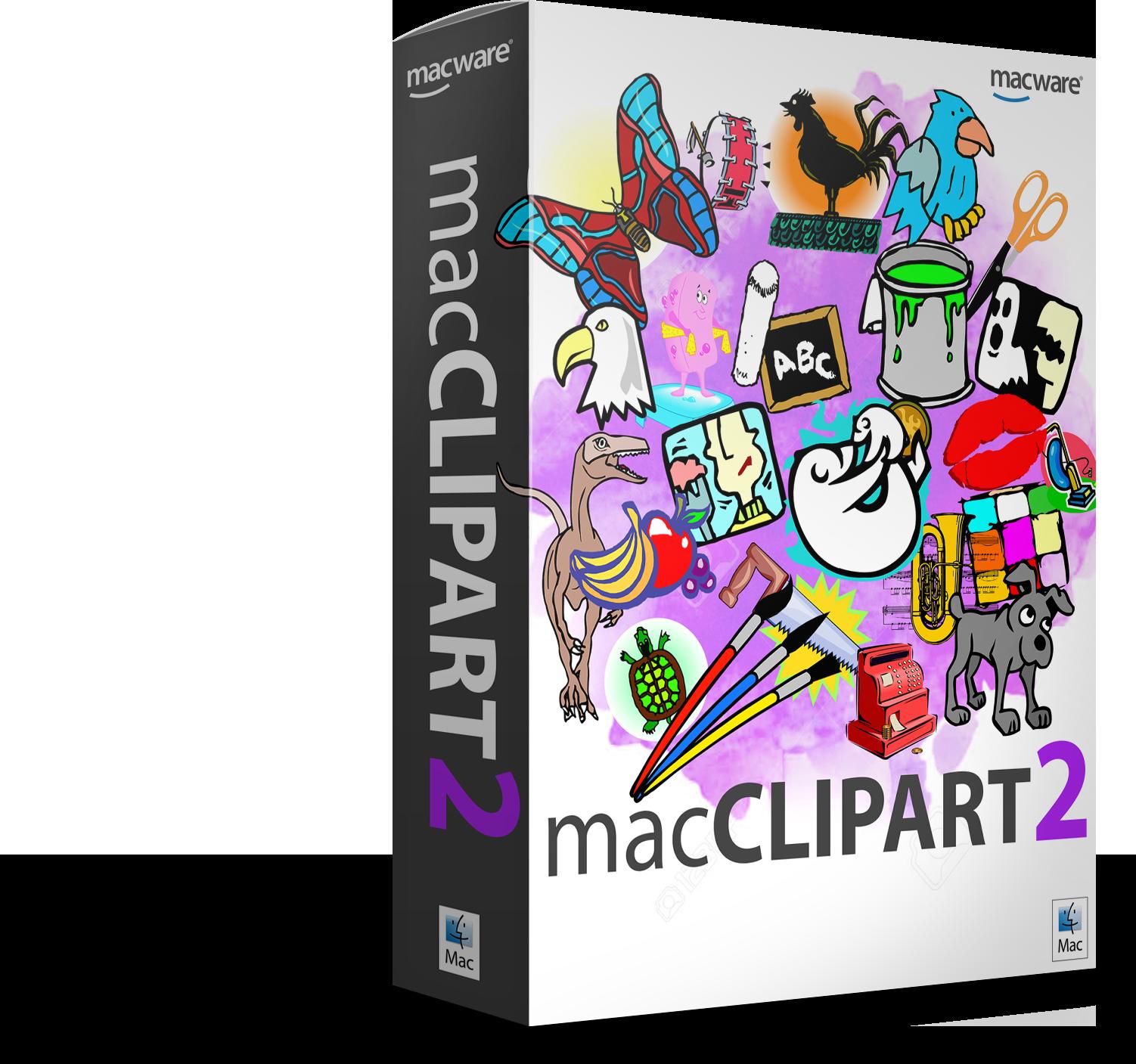 mac clipart 2 icon