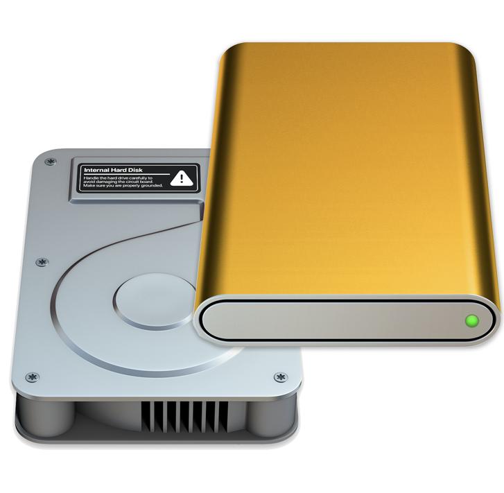 Free up gigabytes